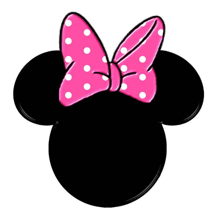 Minnie Bow Head Photo: This Photo was uploaded by ...