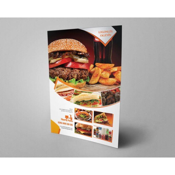Fast Food Broşür