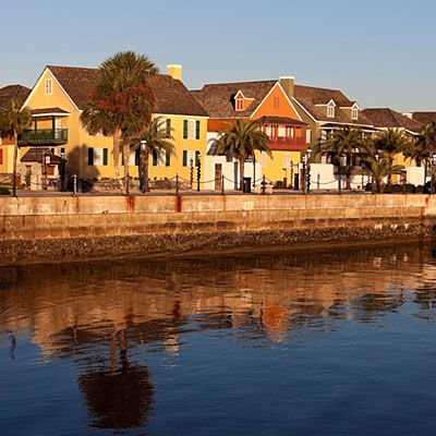 4. St. Augustine, Florida - America's Happiest Seaside Towns 2014 - Coastal Living