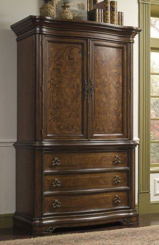 fairmont designs torricella armoire by fairmont designs. Black Bedroom Furniture Sets. Home Design Ideas