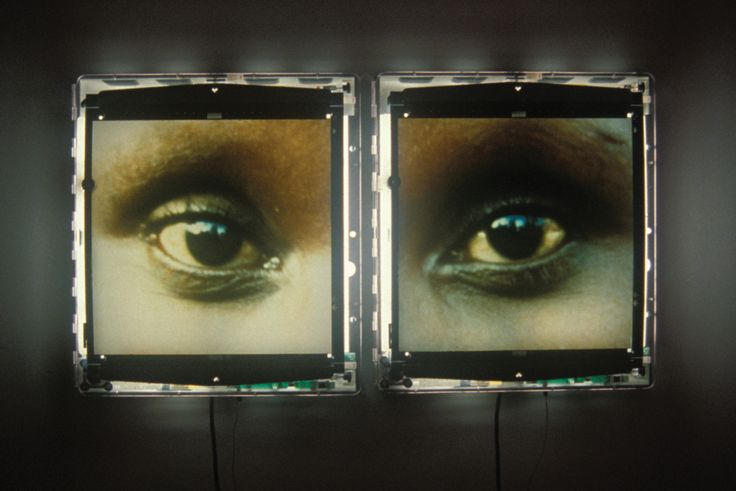 Alfredo Jaar (Chile, b. 1956) The Eyes of Gutete Emerita / Los ojos de Gutete Emerita, 1996