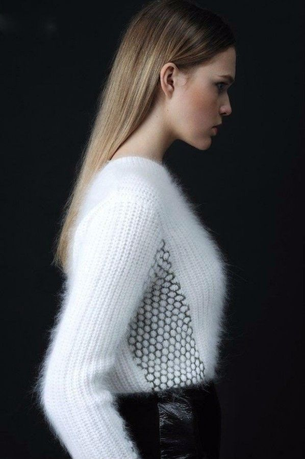 Look! Пушистые свитера! 1