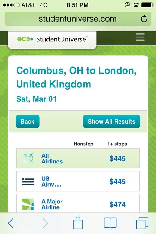 European Tours Without Airfare