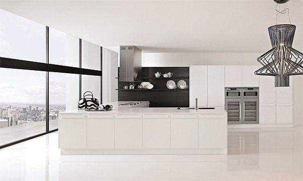 Fotos de cocinas minimalistas pequeñas - Para Más Información Ingresa en: http://imagenesdecocinas.com/fotos-de-cocinas-minimalistas-pequenas/