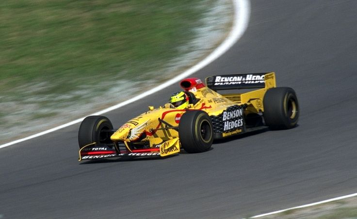 jordan f1 1997
