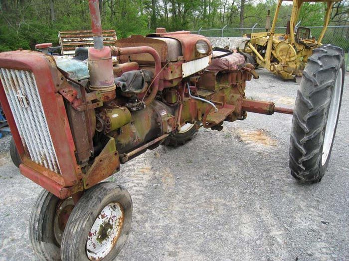 International Tractor Salvage Yard : Best used international tractor parts salvage