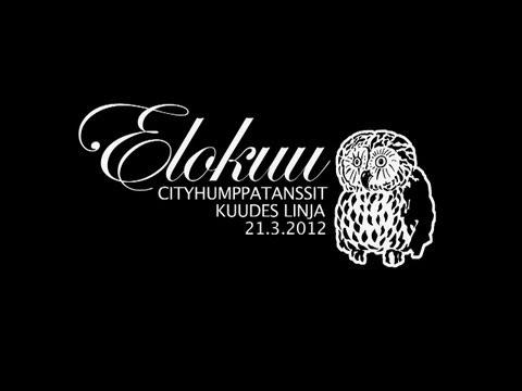 Cityhumppatanssit - Kuudes Linja 21.3.2012