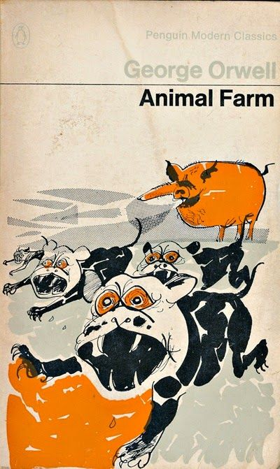 animal farm essay author george orwell Essay on animal farm by george orwell: a fairy story in: popular topics april 12th, 2017 you can't sort out in the complicated allegories and metaphors of «animal farm» , but your teacher ordered to write the animal farm allegory essay.
