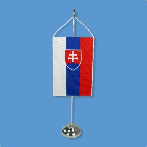 Stolové zástavy