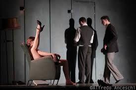 Imagini pentru nederlands dance theater The Missing Door