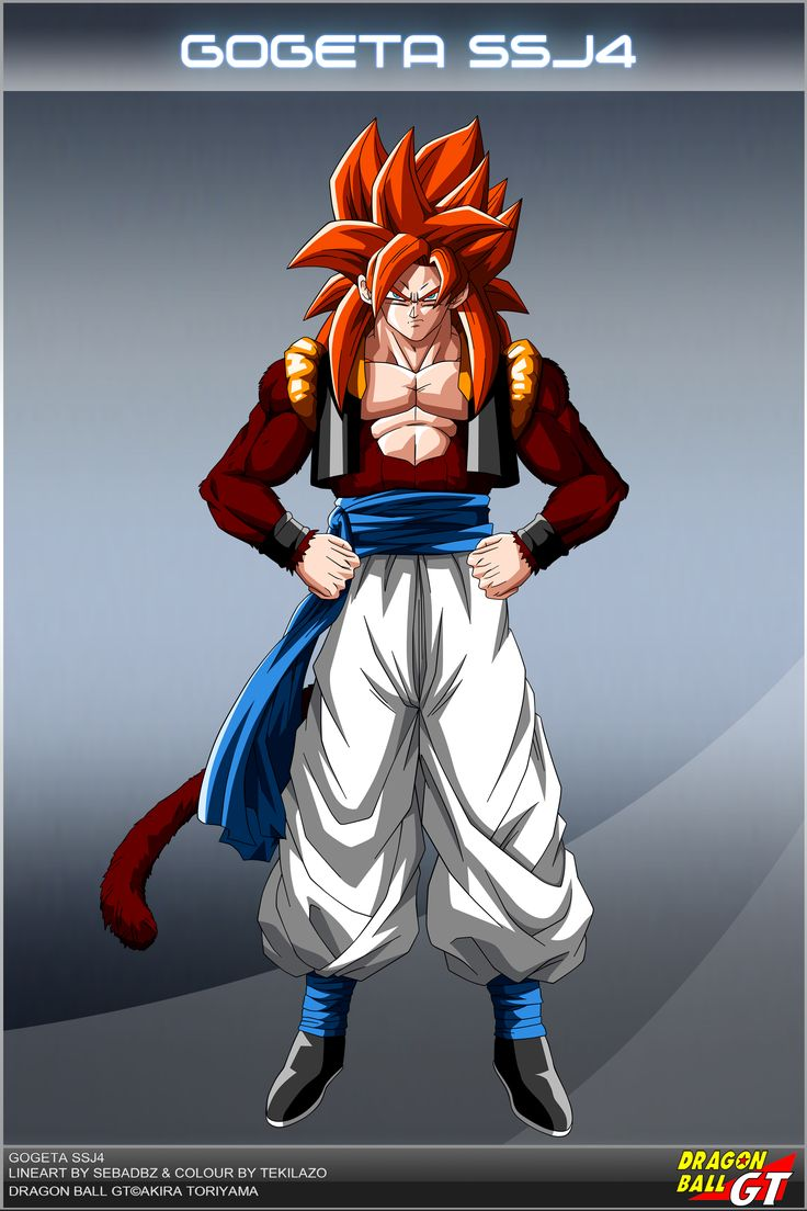 top 25 best gogeta super saiyan 4 ideas on pinterest dragon