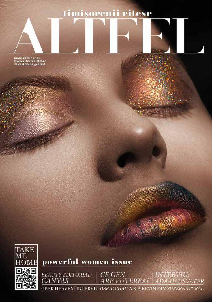 Revista Altfel June 2015 - Altfel magazine