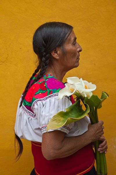 Mexican woman. I have many personal photos like this one.