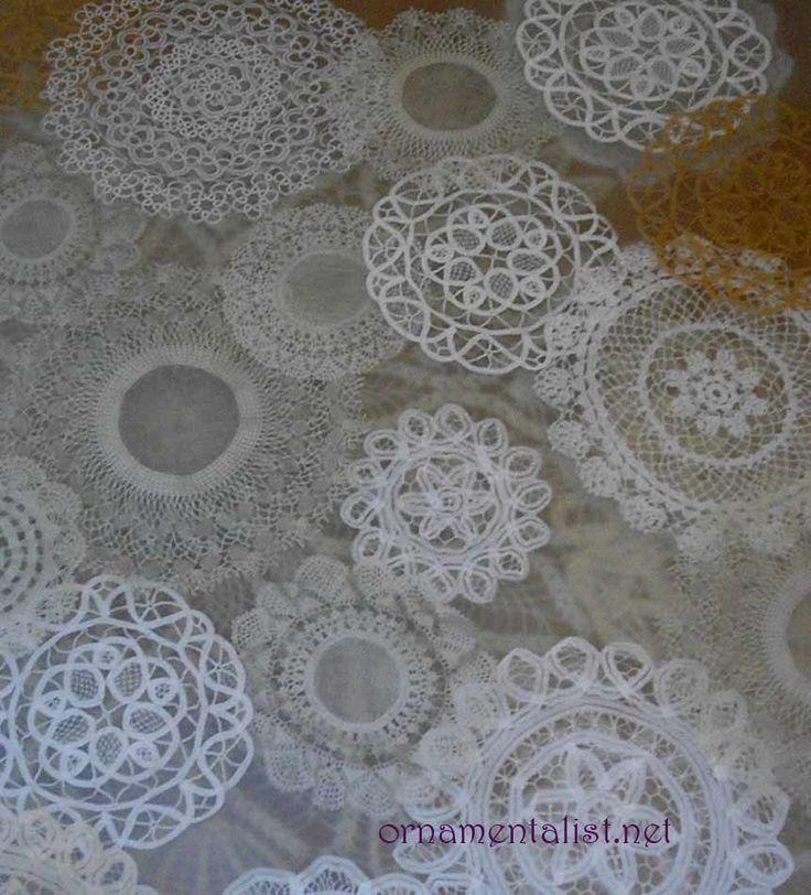 Circles of Lace