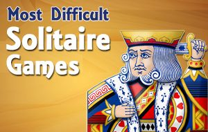Play Most Difficult Solitaire Games!