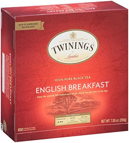 Twinings Tea, English Breakfast, 100 Count, 7.05 oz *** Find out more about the great product at the image link.-It is an affiliate link to Amazon.