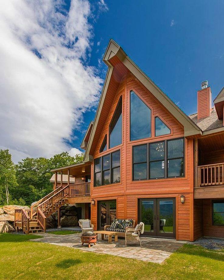 Award Winning Cottage House Plans: 16 Best Killington Cabin Images On Pinterest