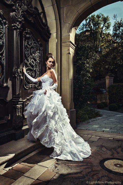 As belas modelos na fotografia fashion de LightAffaire
