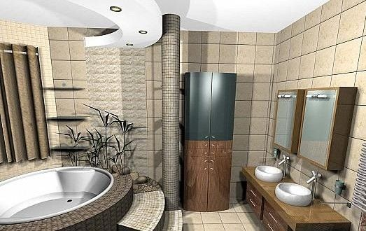 182 best images about decoracion ba os on pinterest zen bathroom small bathroom interior and - Bano modernos diseno ...