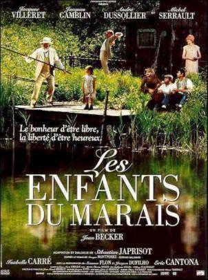 """LES ENFANTS DU MARAIS, Jean Becker, 1998  """"le muguet ça porte bonheur pas les pommes de terres"""""""