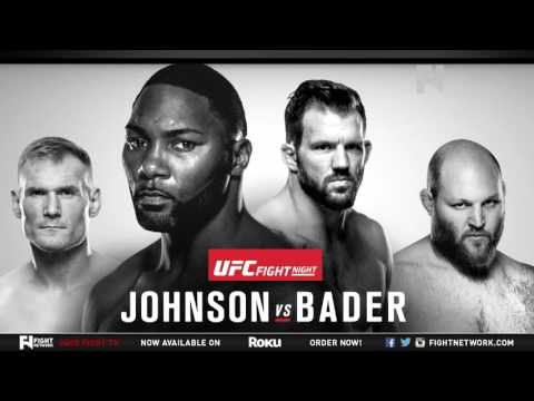 nice 5 Rounds on UFC Battle Night Newark: Johnson vs. Bader Preview