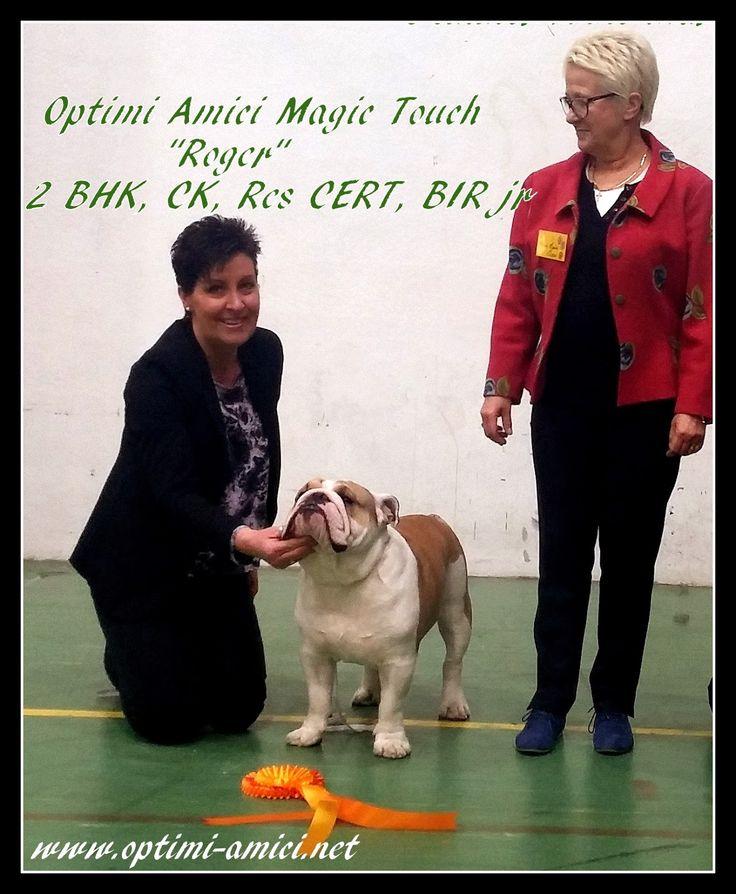 Optimi Amici: Optimi Amici Magic Touch Påske utstilling Letohall...