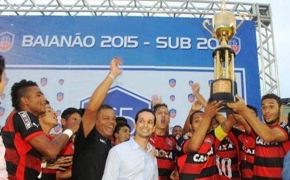 Blog Esportivo do Suíço:  Bahia vence de virada, mas Vitória é campeão baiano Sub-20