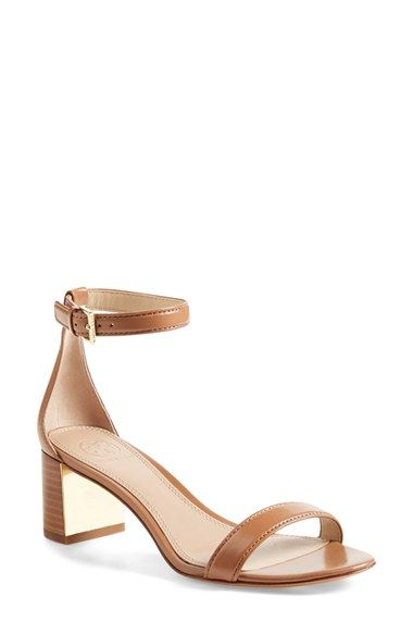 Tory Burch 'Cecile' Ankle Strap Sandal (Women) | Nordstrom