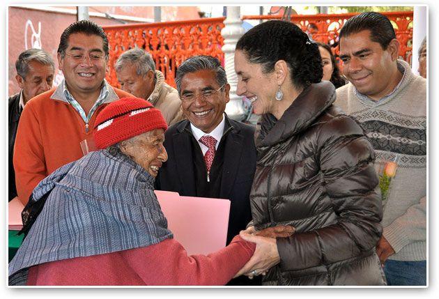 Promueve Tlalpan cursos para Cuidadores de Adultos Mayores
