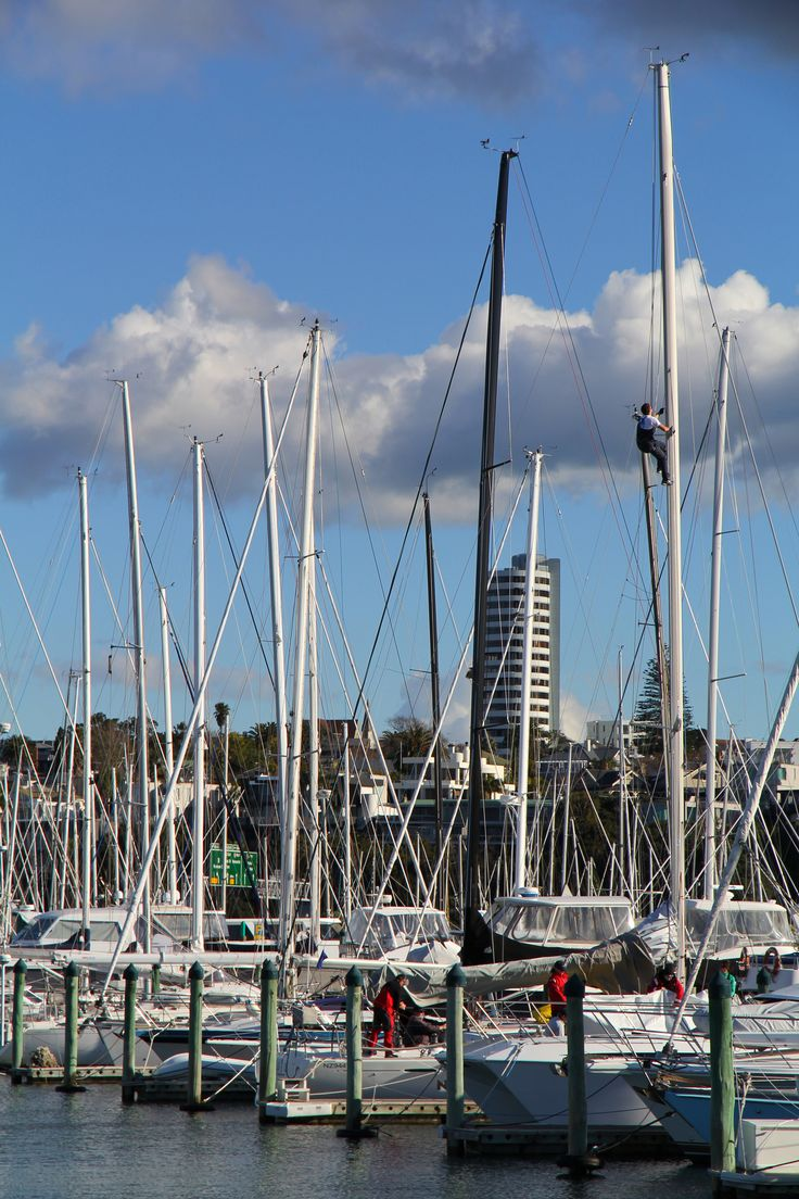 https://flic.kr/p/nEp7AT | Another day in Auckland, New Zealand