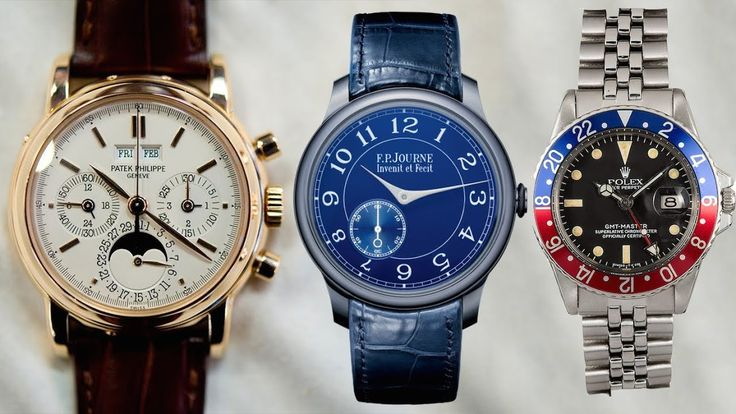 Talking Rolex Milsub, Patek Philippe 5970, Rolex GMT and more!! - YouTube