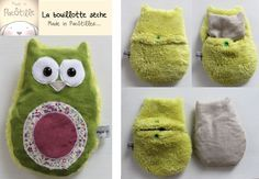 Made in Pacotilles...: Bouillote sèche - Made in Pacôtilles...