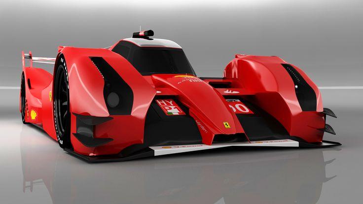 Ferrari F330 LMP1