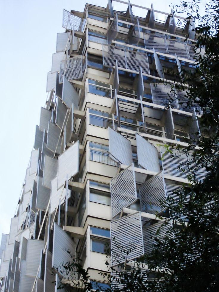 Abraao Sanovicz - Edifício Abaeté. São Paulo, Brasil.