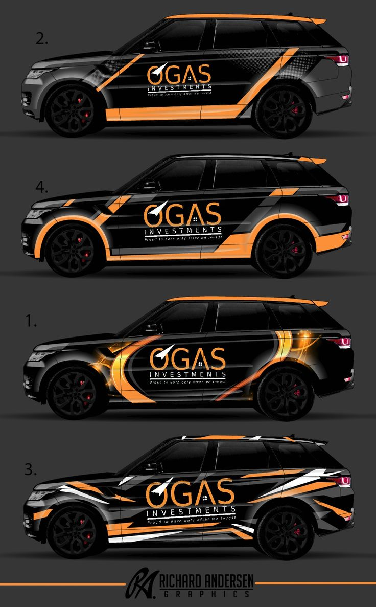 Best Car Wraps Images On Pinterest Car Wrap Car And Vehicle - Modern vehicle decals for business
