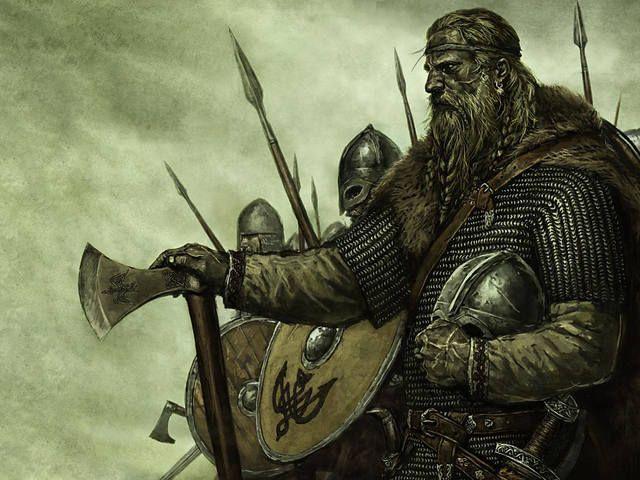 Из истории: Легенды о викингах