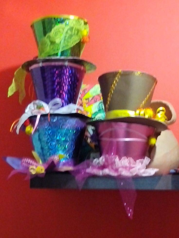 sombreros para decorar