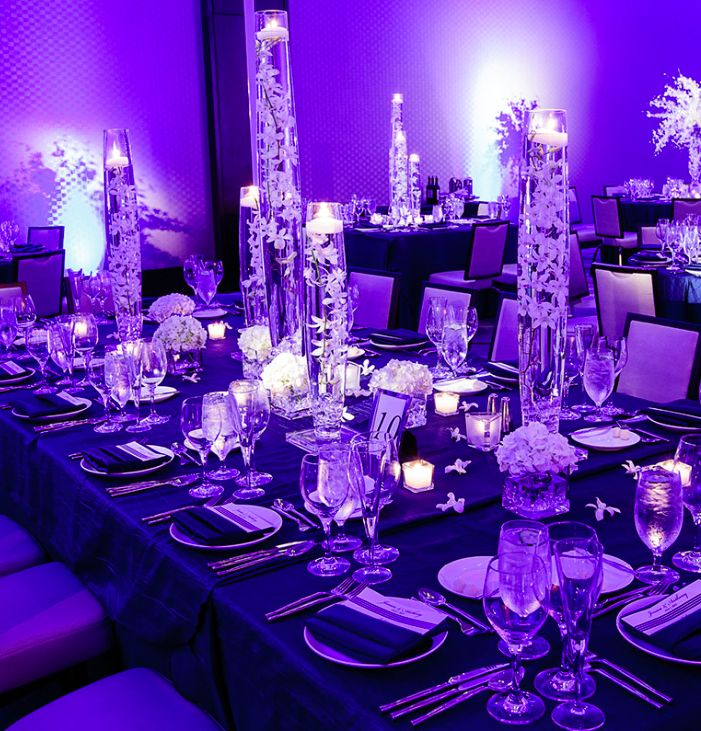 Purple Wedding Reception Ideas: 90 Best Images About SUBMERGED FLOWERS On Pinterest