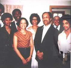 prince roger nelson's family - Bing images