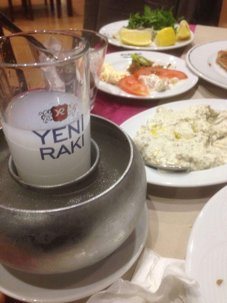 Turkish Rakı!