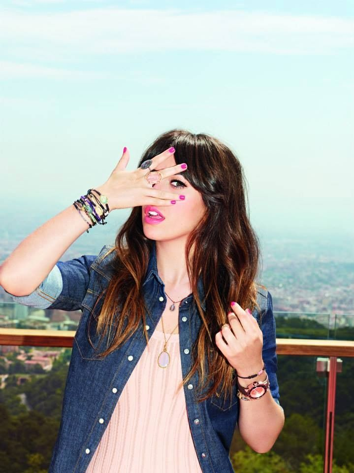 Happiness by Tous starring Blanca Suárez