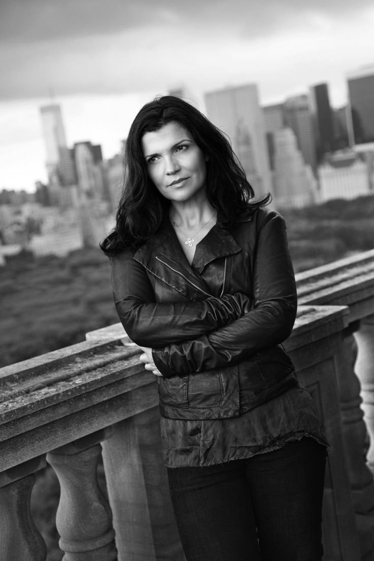 Ali Hewson in New York City Courtesy of Barry McCall #U2ieTour #U2ieNYC
