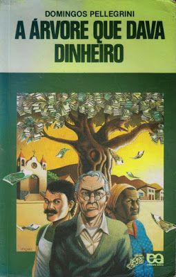 """Arte e Manhas da Língua: Atividade sobre o livro """"A árvore que dava dinheir..."""