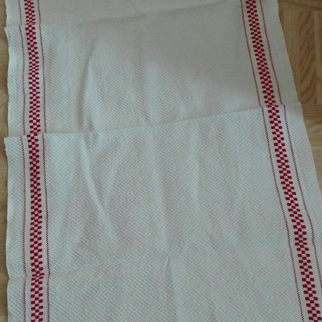 Gebraucht Vintage Handtuch