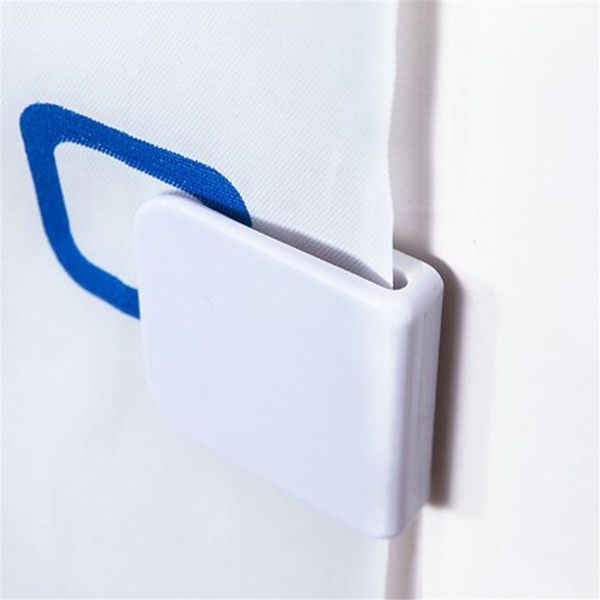 Magic Curtain Clips Curtain Self Adhesive Anti Splash Water Shower
