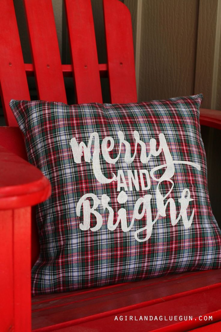 fun projects to make out of an old plaid shirt