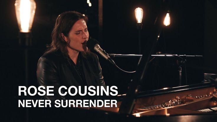 Rose Cousins | Never Surrender | Juno 365 Sessions