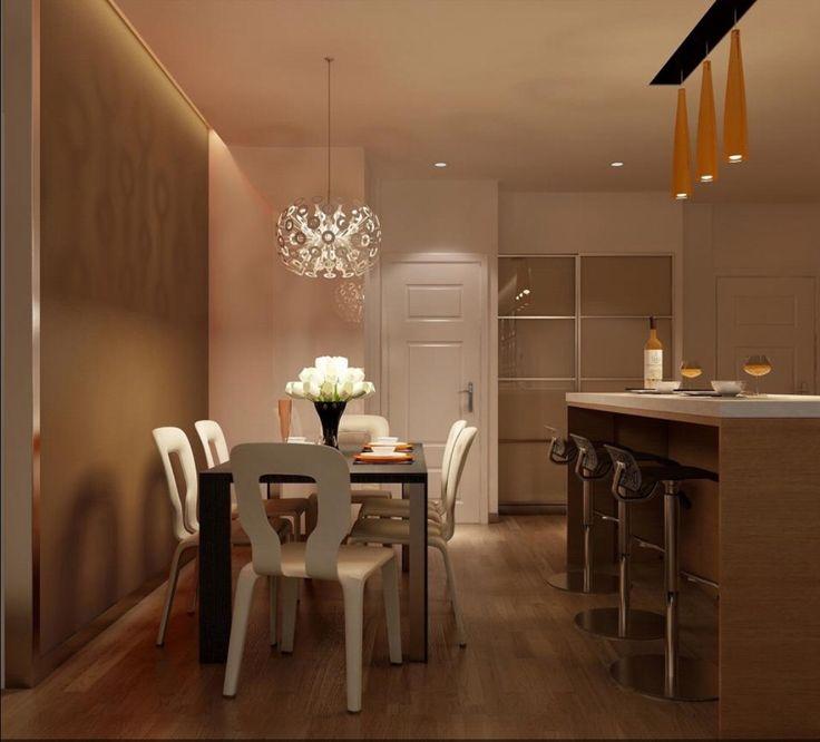 Lighting Dining Room Modern