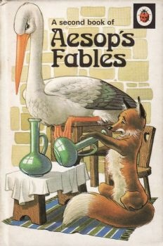 Aesop's Fables, Ladybird Books, 1975.