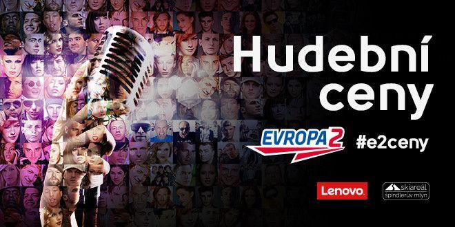 Hudební událost roku: Hlasuj v Hudebních cenách Evropy 2 za rok 2015 a vyhraj nadupané ceny - Evropa 2